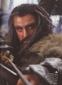 My name is Thorin Oakenshield, and I am one bad-ass mothertrucker.