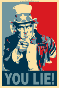 If you get on Uncle Sam's bad side, you messed up. Bad.